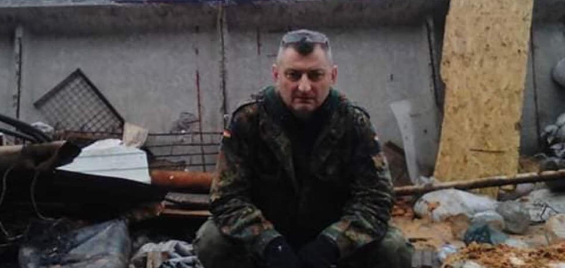 'Уходят лучшие!' Умер один из основателей 'Госпиталя Майдана': фото патриота