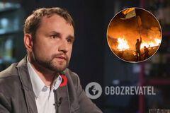 В'ятрович вимагає офіційно визнати Майдан революцією