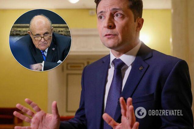 Зеленский решил избегать адвоката Трампа