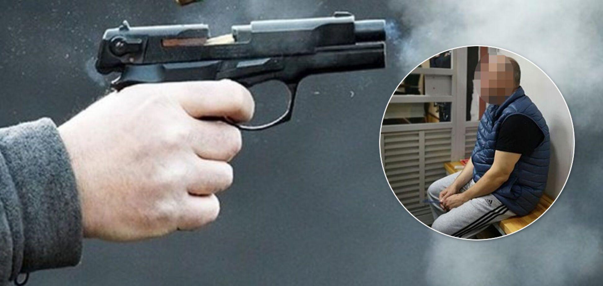 Коммунальна война с кровавым исходом: стрелок из киевской многоэтажки уже на свободе