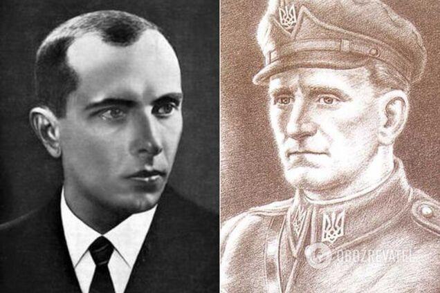 Бандера и Шухевич