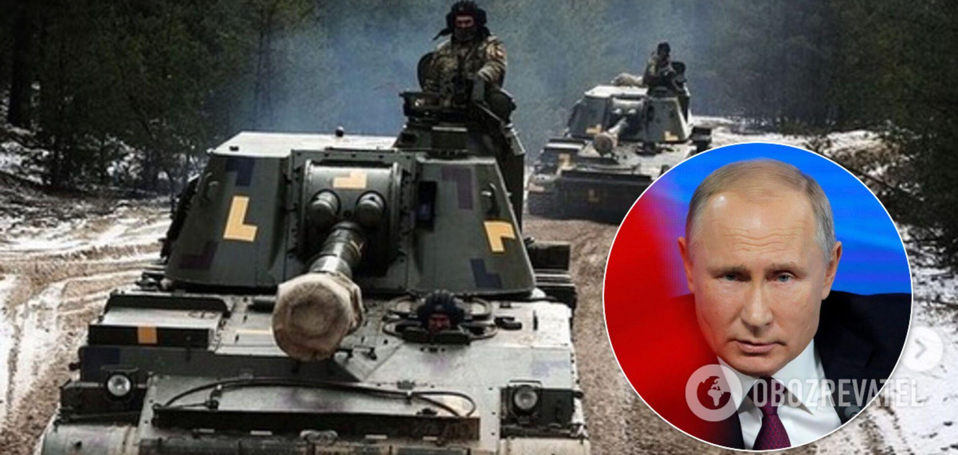 Кремль в военном угаре: Машовец пояснил наращивание сил РФ у границ Украины