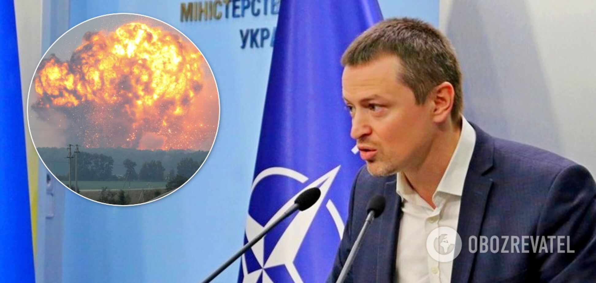 В Украине решили защитить военные склады от взрывов: что известно