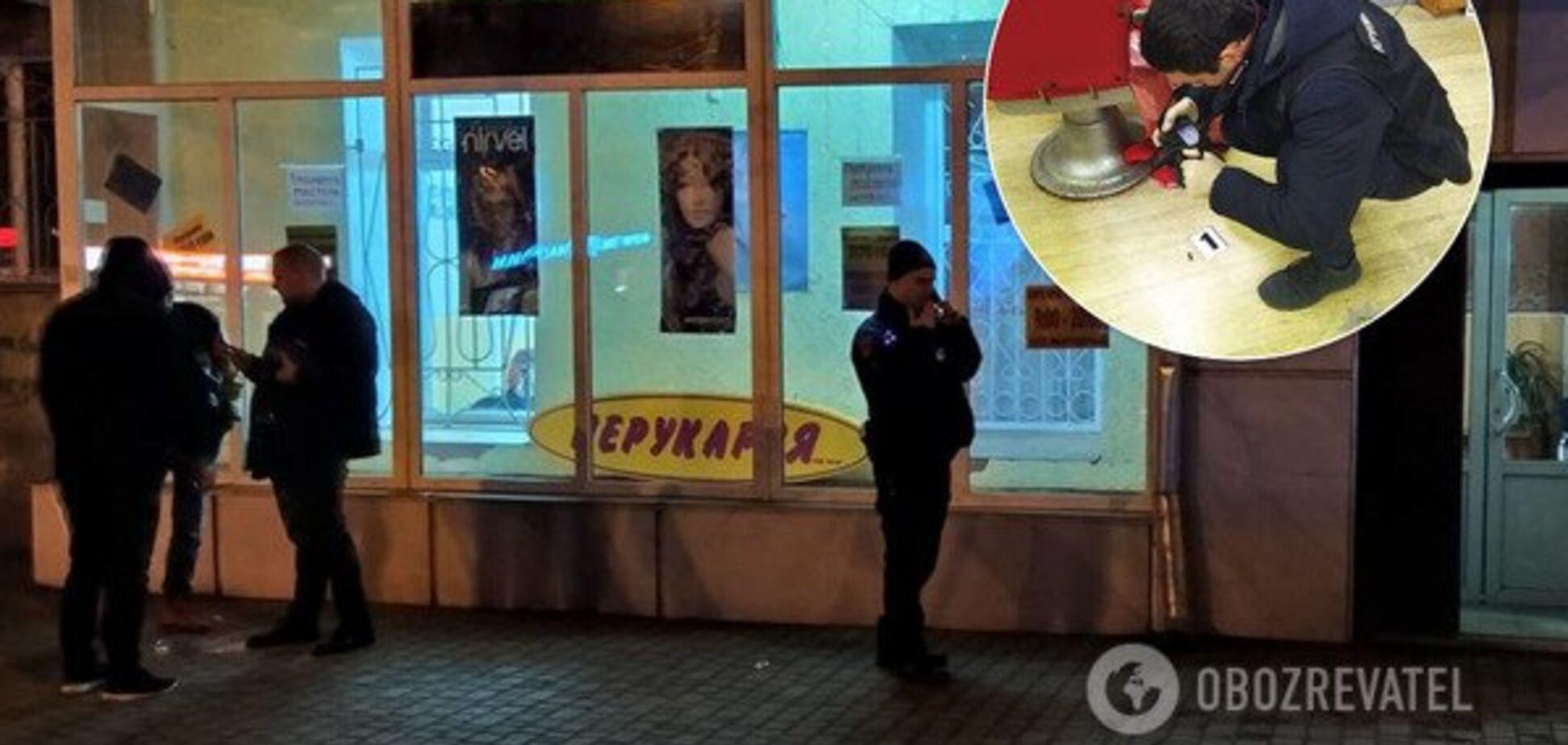 Появились данные о жертве стрельбы в парикмахерской Одессы