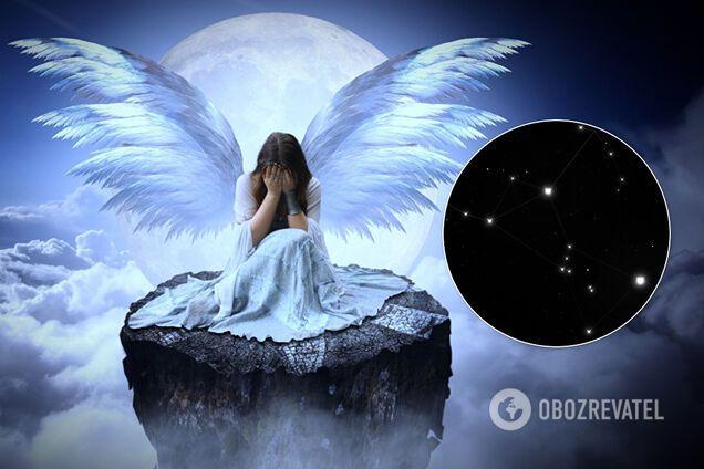 Бетельгейзе - ангельская звезда