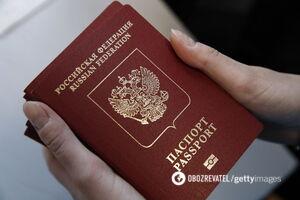 Кислица рассказал, сколько Путин раздал российских паспортов на Донбассе