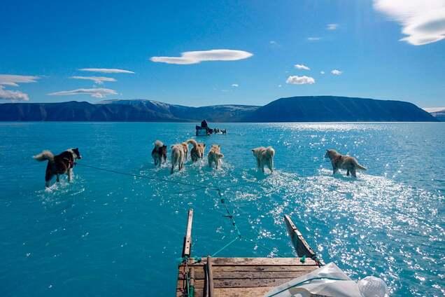 Льодовики Гренландії