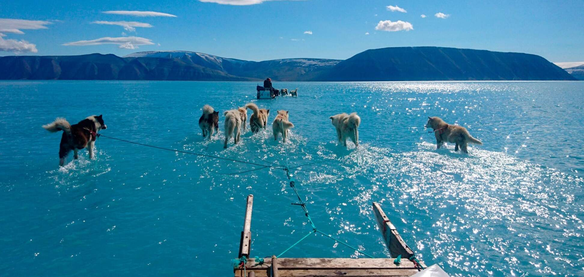 Гренландія вирішила заробляти на наслідках кліматичної кризи