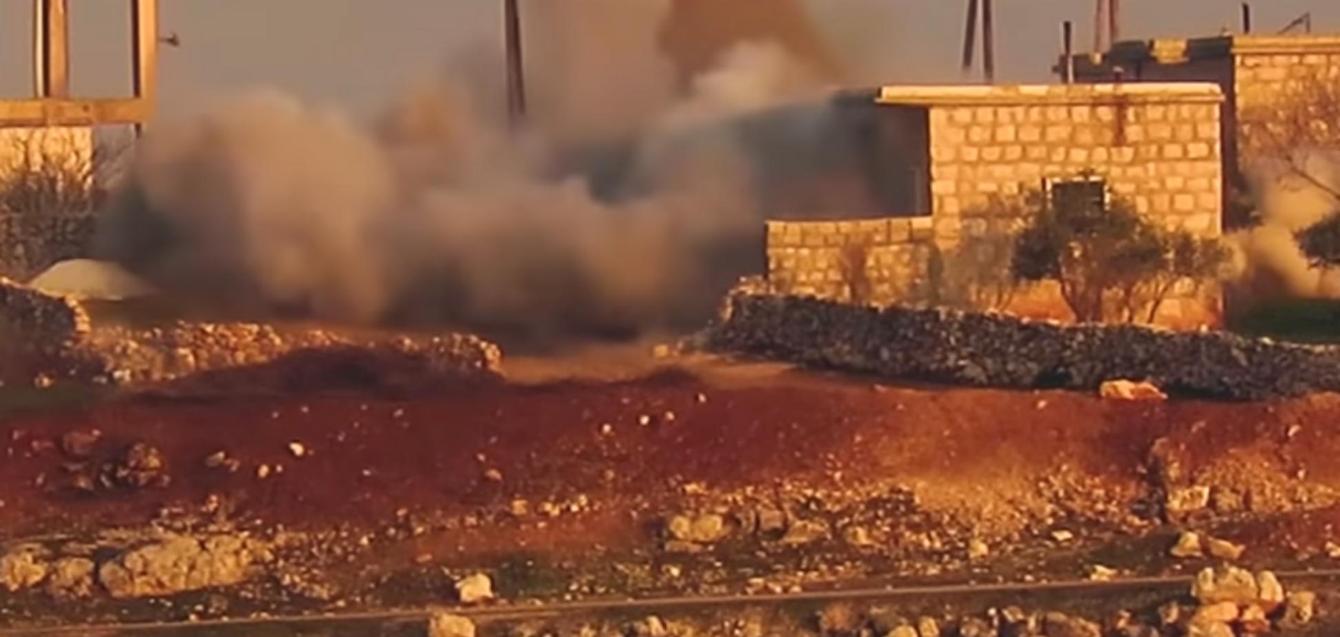 В Сирии разбили союзников Путина