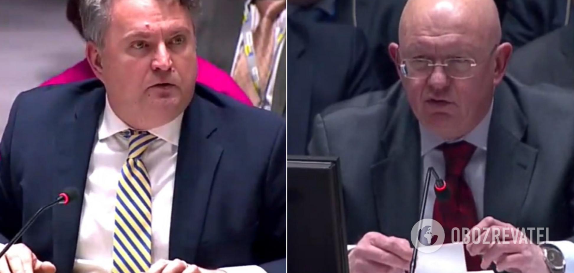 'Ми повинні це слухати?' Кислиця зловив на брехні дипломата Путіна на Радбезі ООН: відео