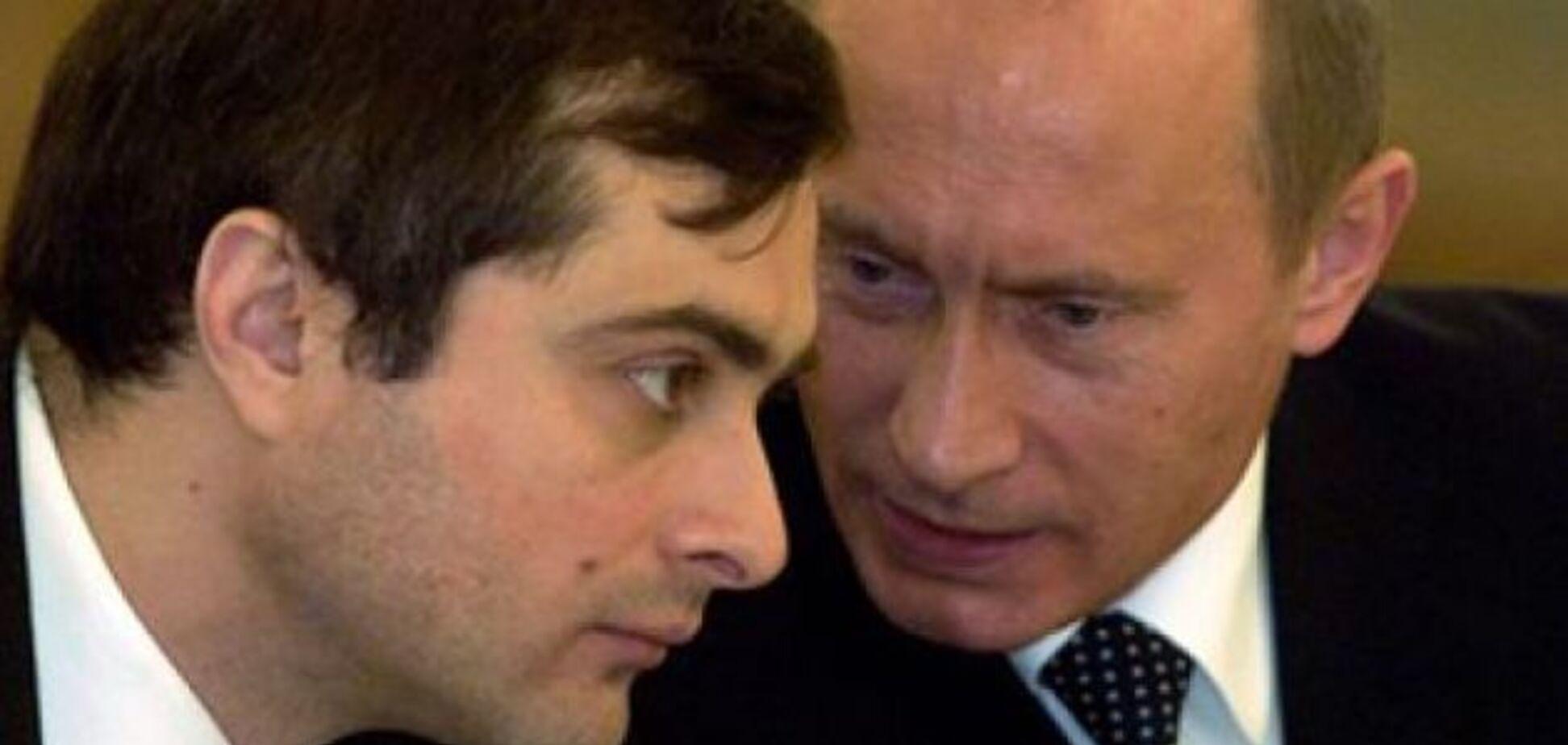 Путина достал провал Суркова по Украине