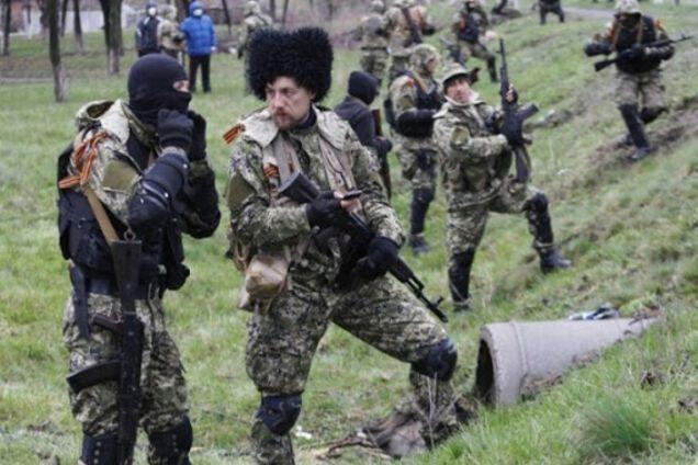 Російські терористичні угруповання на Донбасі посилять козаками