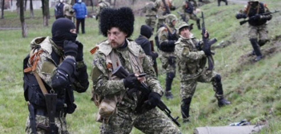 Путин решил усилить казаками группировки на Донбассе