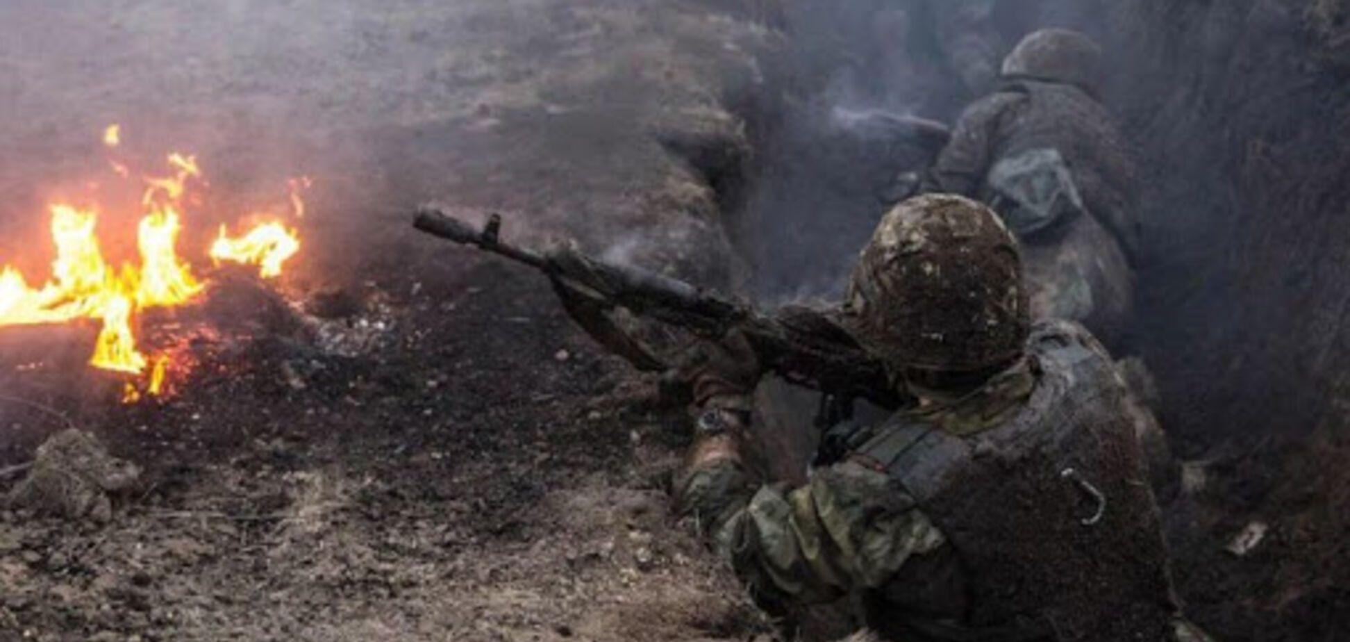Террористы Путина развязали новые бои, ранен боец ВСУ