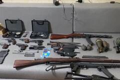 В Одесі знайшли величезний склад зброї з Донбасу