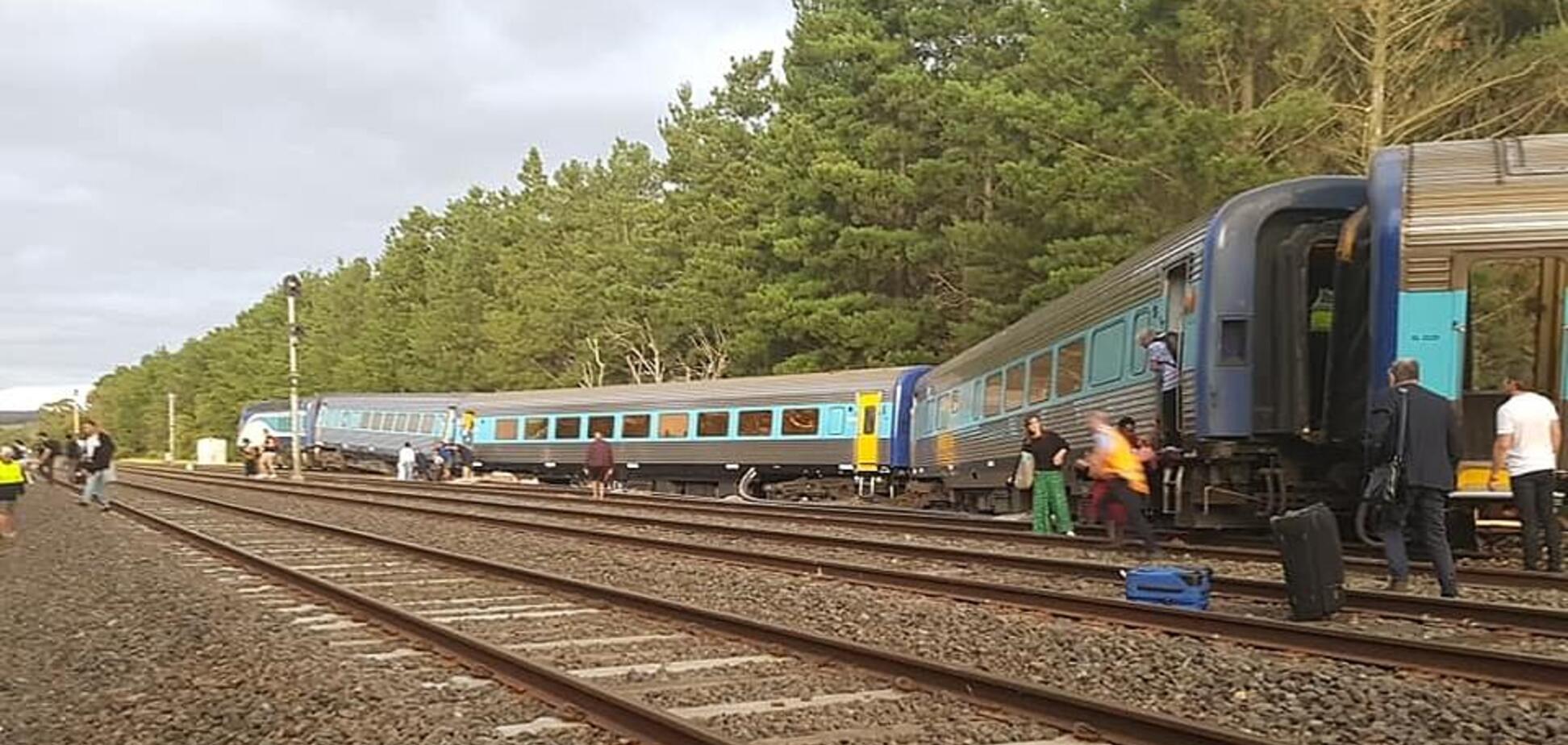 Была неисправность: стали известны подробности катастрофы с пассажирским поездом в Австралии