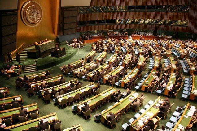 В ООН устроили дебаты по агрессии России
