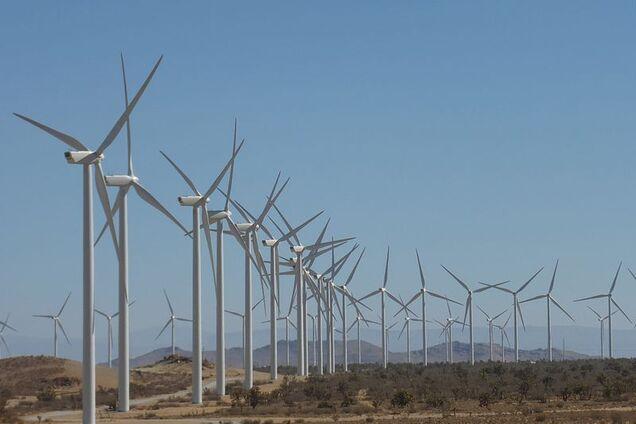 Вітрогенератори в Індії