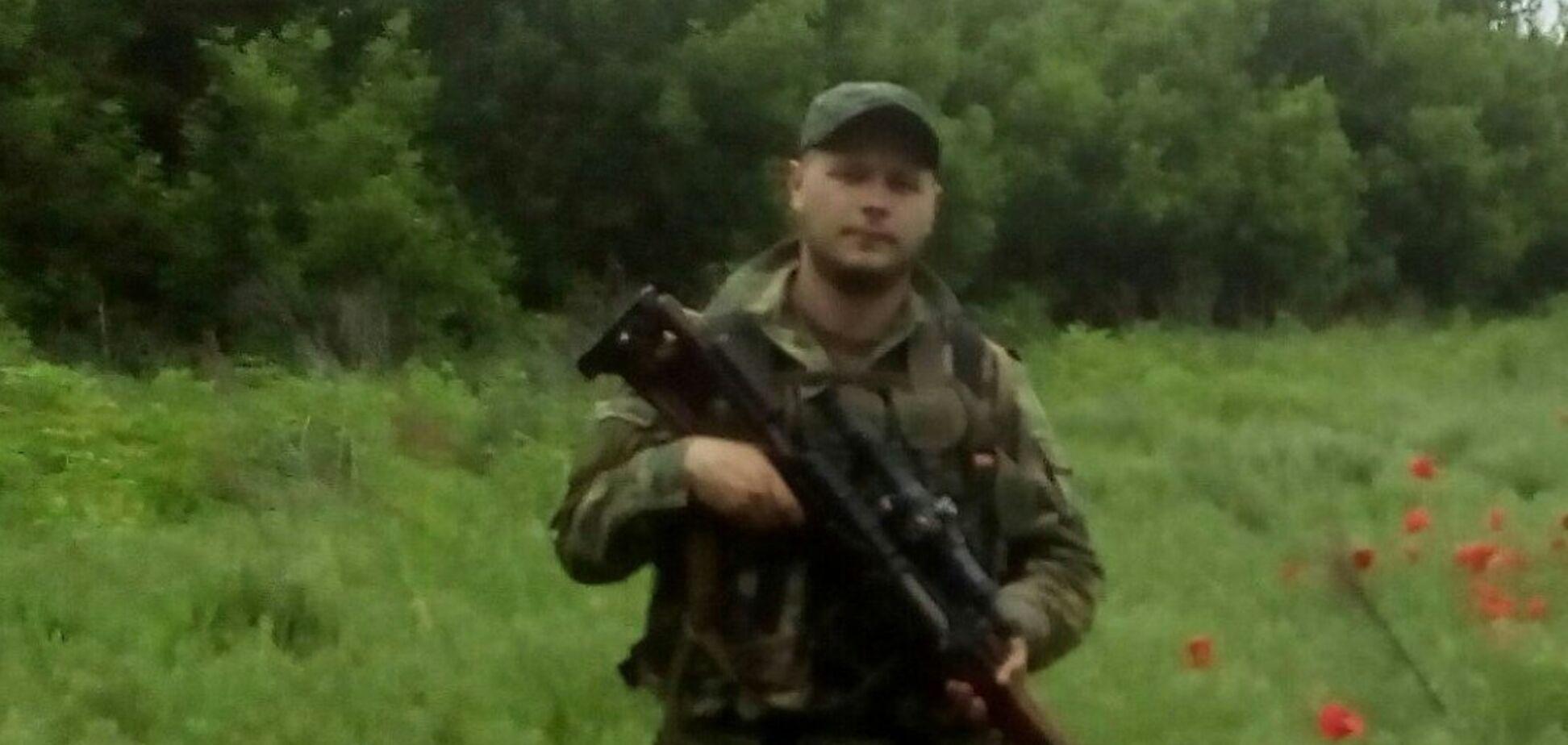 На Донбасі ліквідували терориста 'Оплота': фото українського дезертира