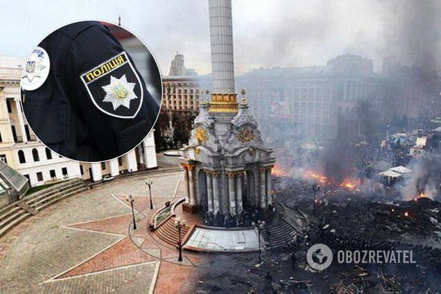 В центр Киева в годовщину расстрелов на Майдане стянули силовиков. Иллюстрация