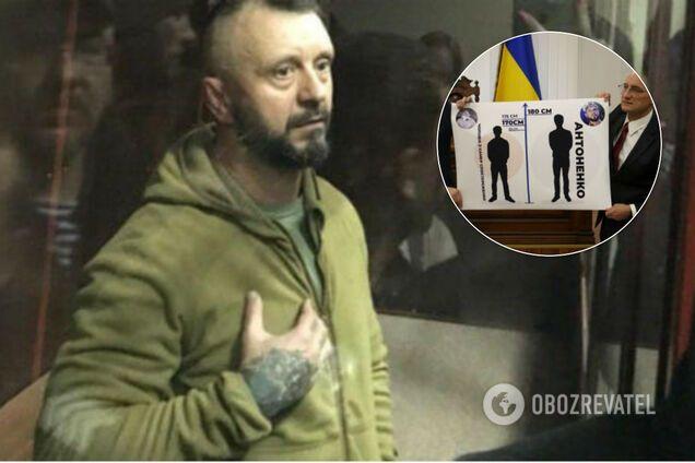 Подозреваемый в деле об убийстве Шеремета Андрей Антоненко