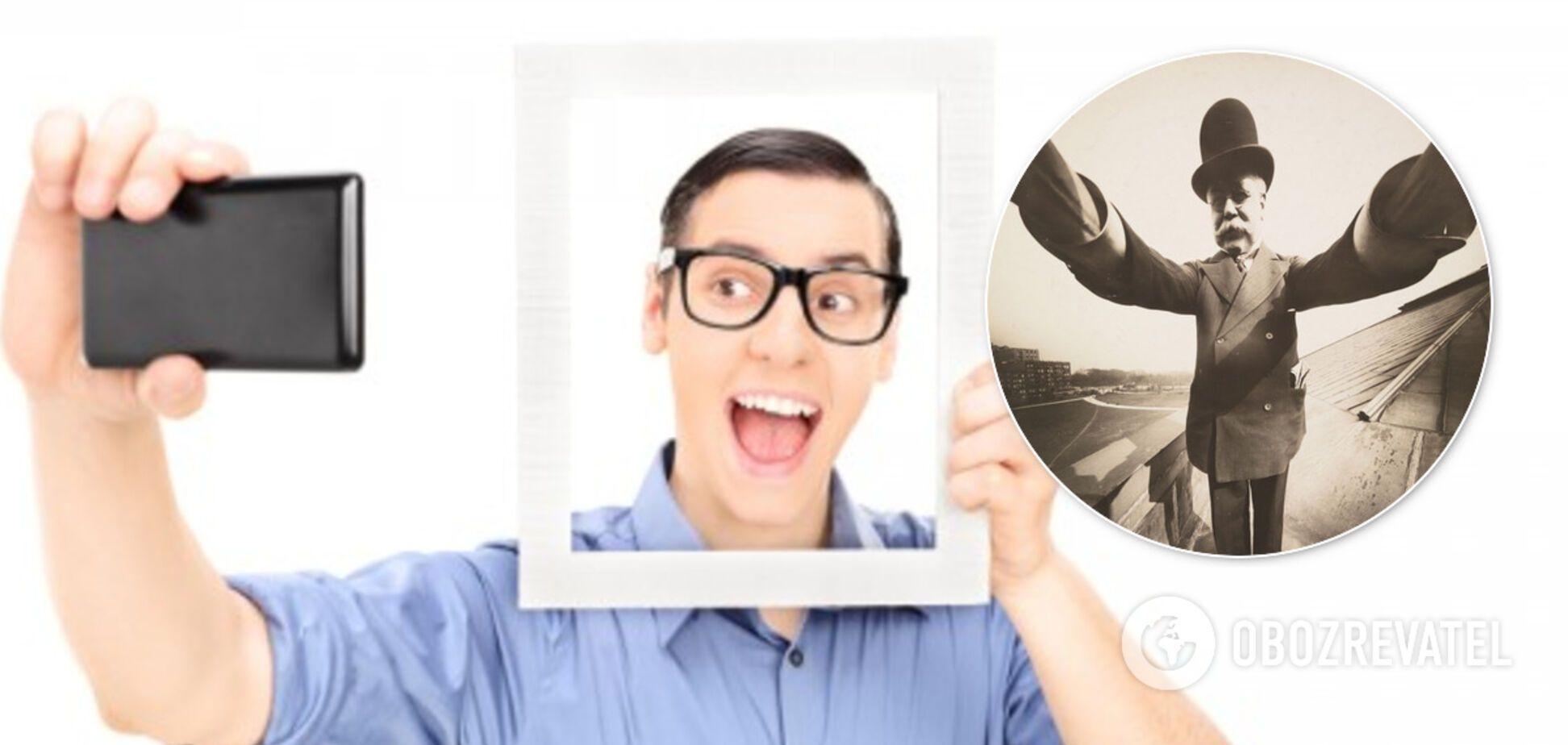 Як виглядало перше в світі селфі: спливло фото і його історія