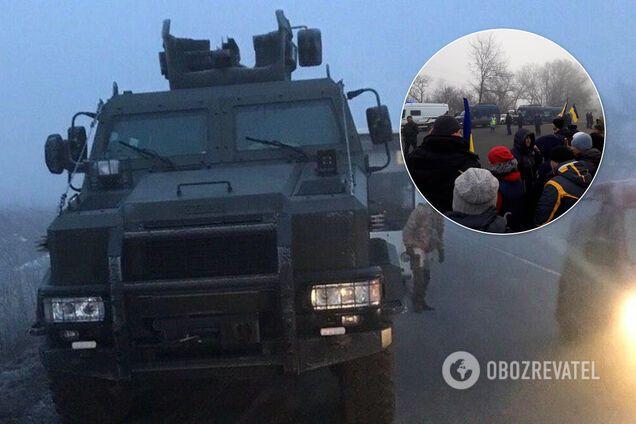 На Полтавщині люди збунтувалися проти прибуття українців із Уханя