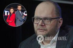 Бородянський відхрестився від скандалу з ведучими '112 Україна' на каналі для ОРДЛО