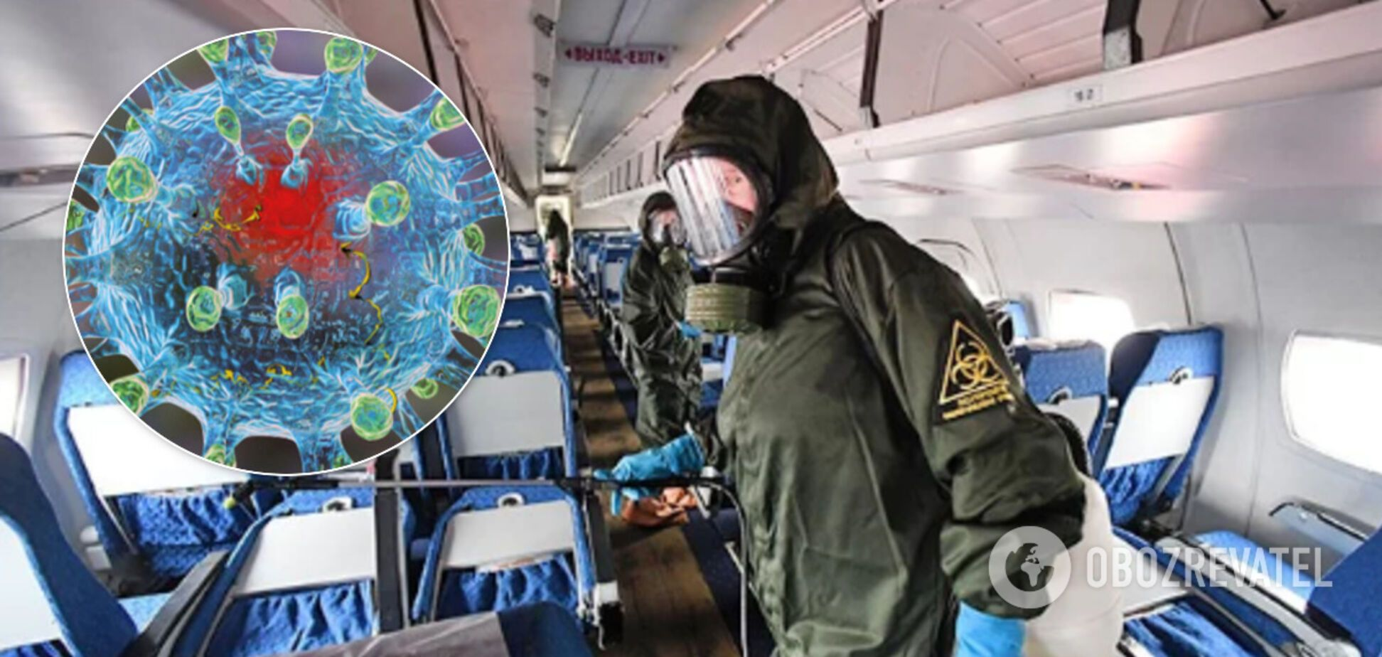 Евакуація українців із Китаю: у МОЗ пояснили, чому немає загрози зараження