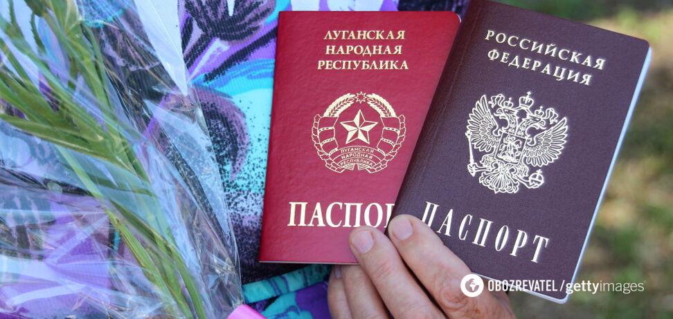 Паспорта России на Донбассе: оккупанты пошли на циничные угрозы