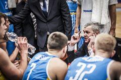 Багатскіс прокоментував перемогу збірної України над Австрією в відборі до Євробаскету-2021