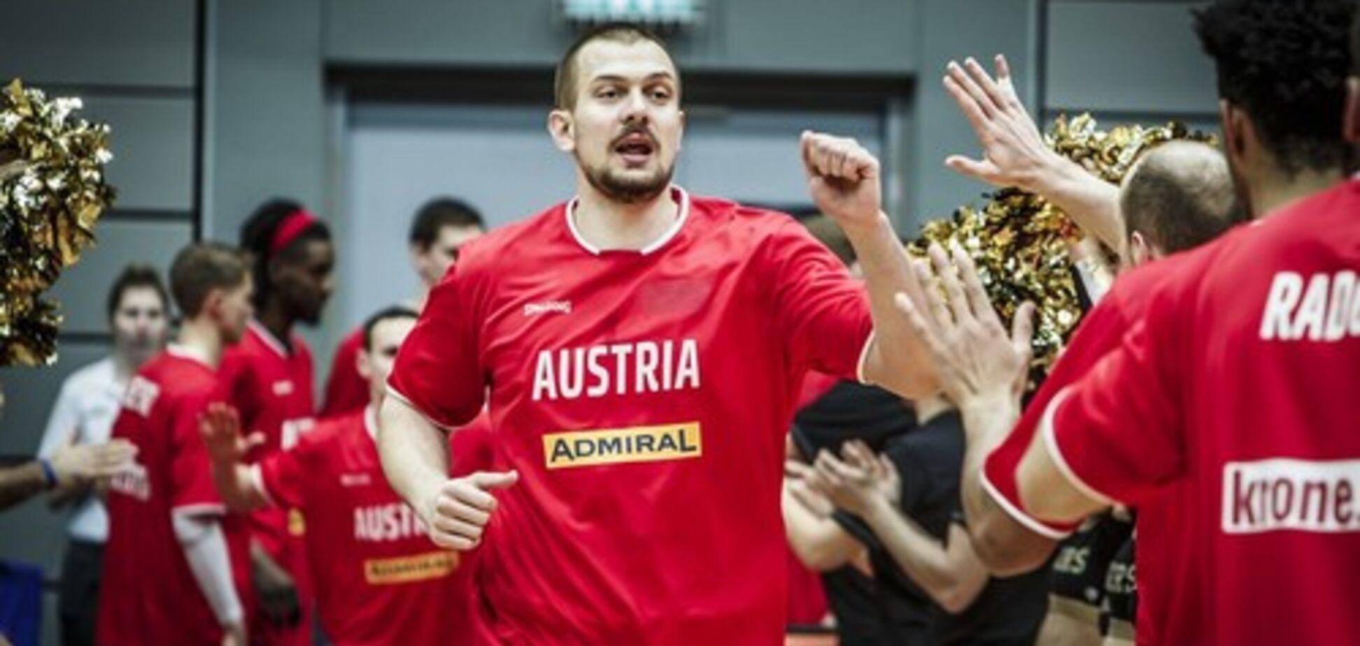 Суперник України втратив лідера перед матчем у відборі Євробаскету-2021