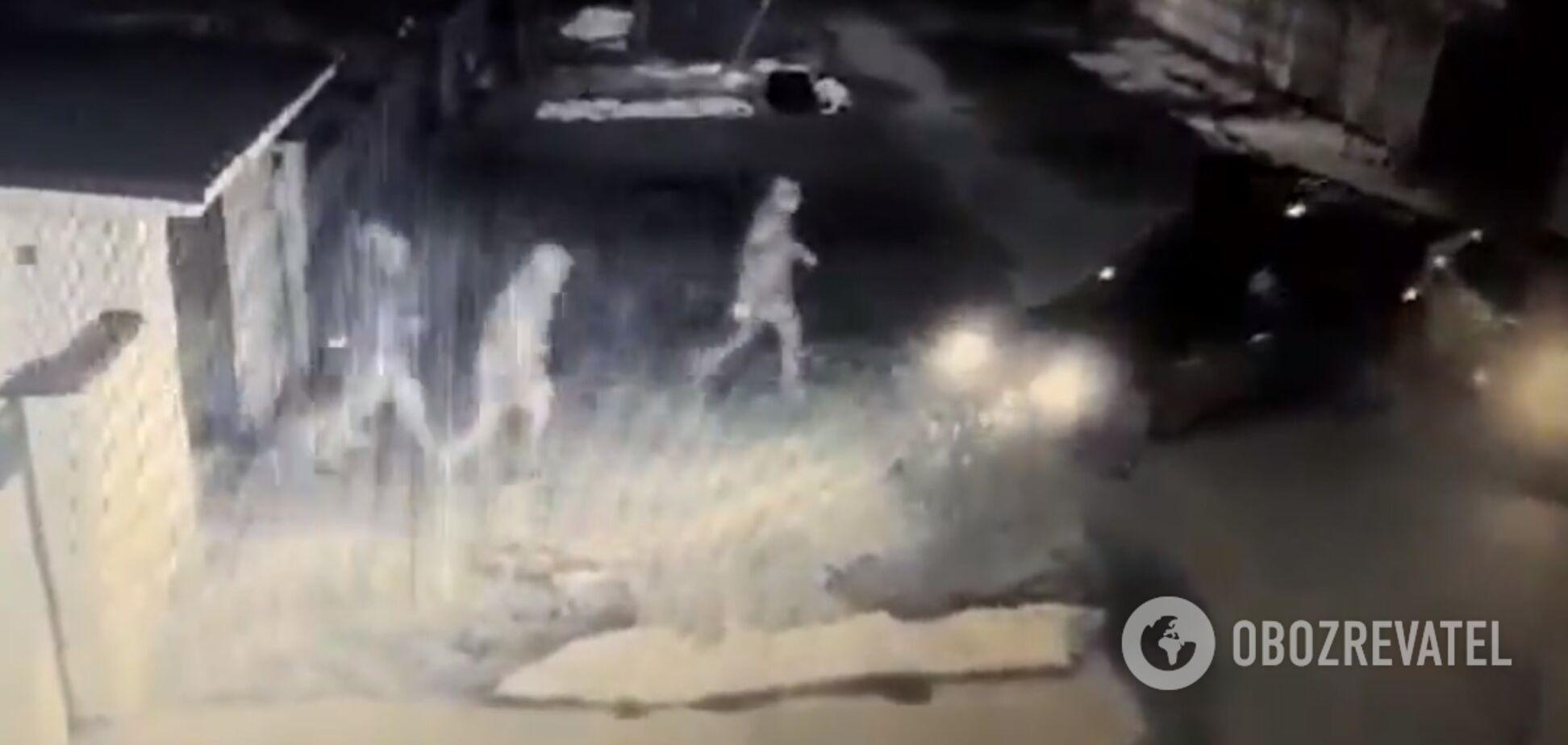 В Днепре напали на чиновника горсовета: появилось видео