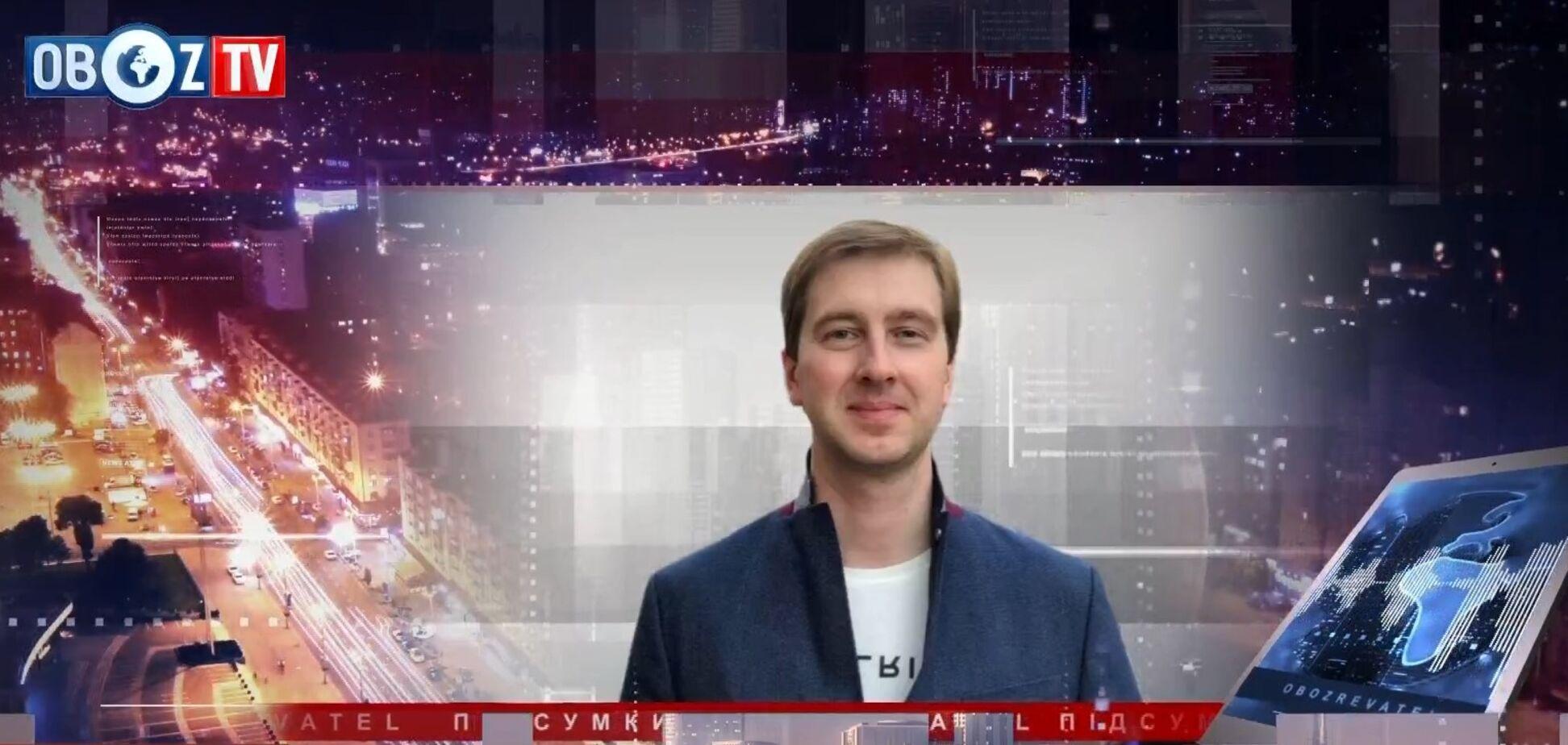 Фейки о коронавирусе работают против Гончарука: экс-сотрудник СБУ