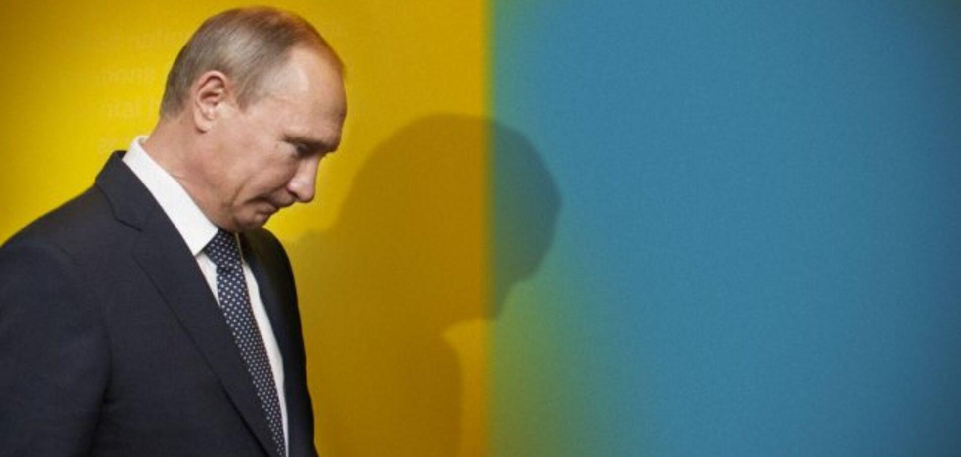 'Российские власти возмущены 'украинской наглостью'