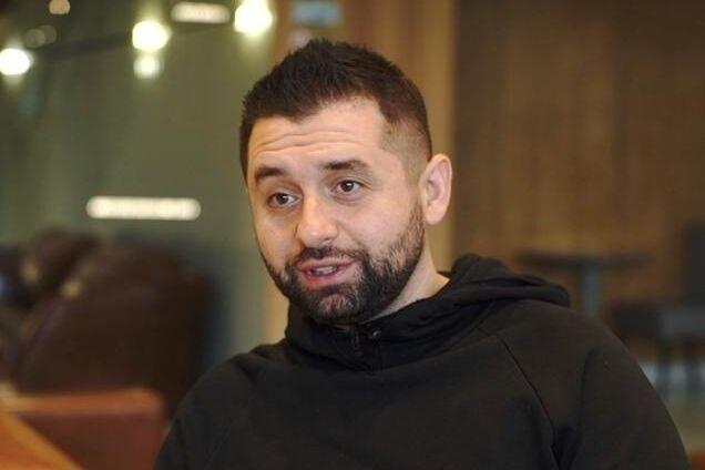 Арахамия сделал новое заявление по Донбассу