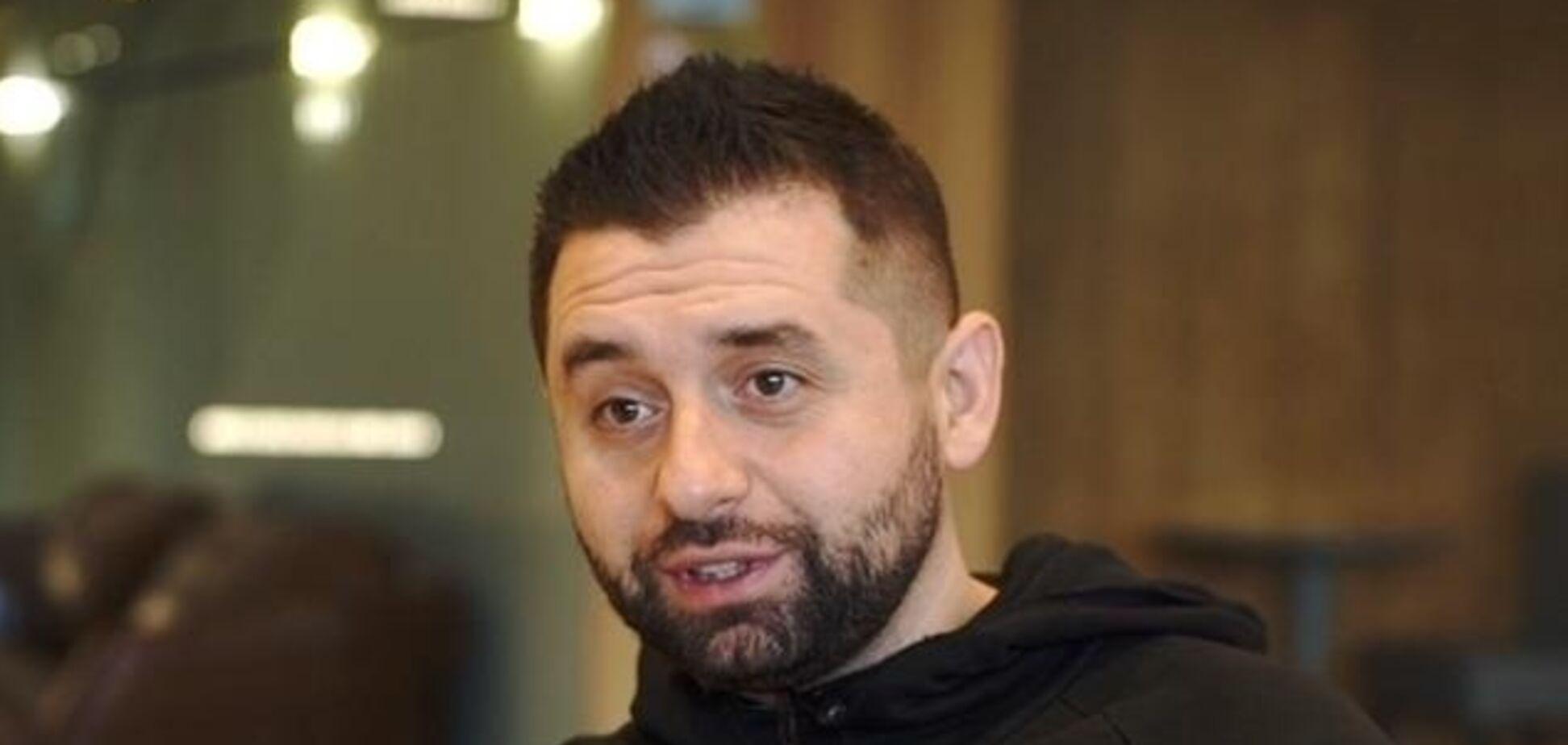 Арахамія зробив нову заяву щодо Донбасу