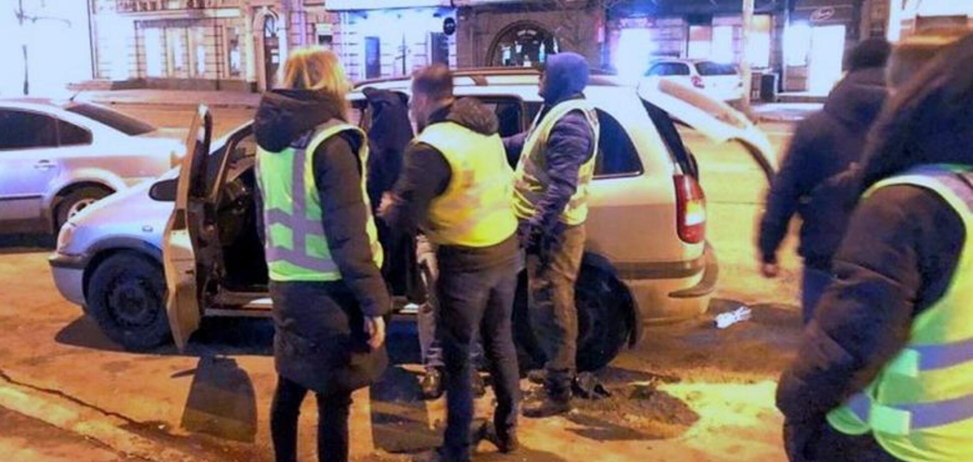 У Києві затримали псевдотаксиста, який грабував клієнтів