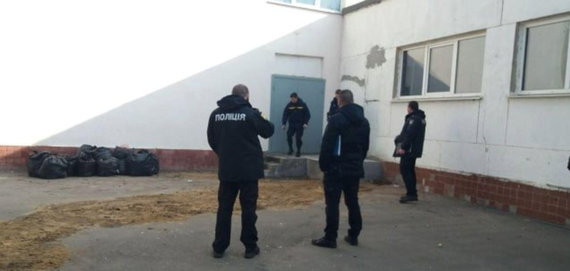 В Одесі через НП терміново евакуювали школу