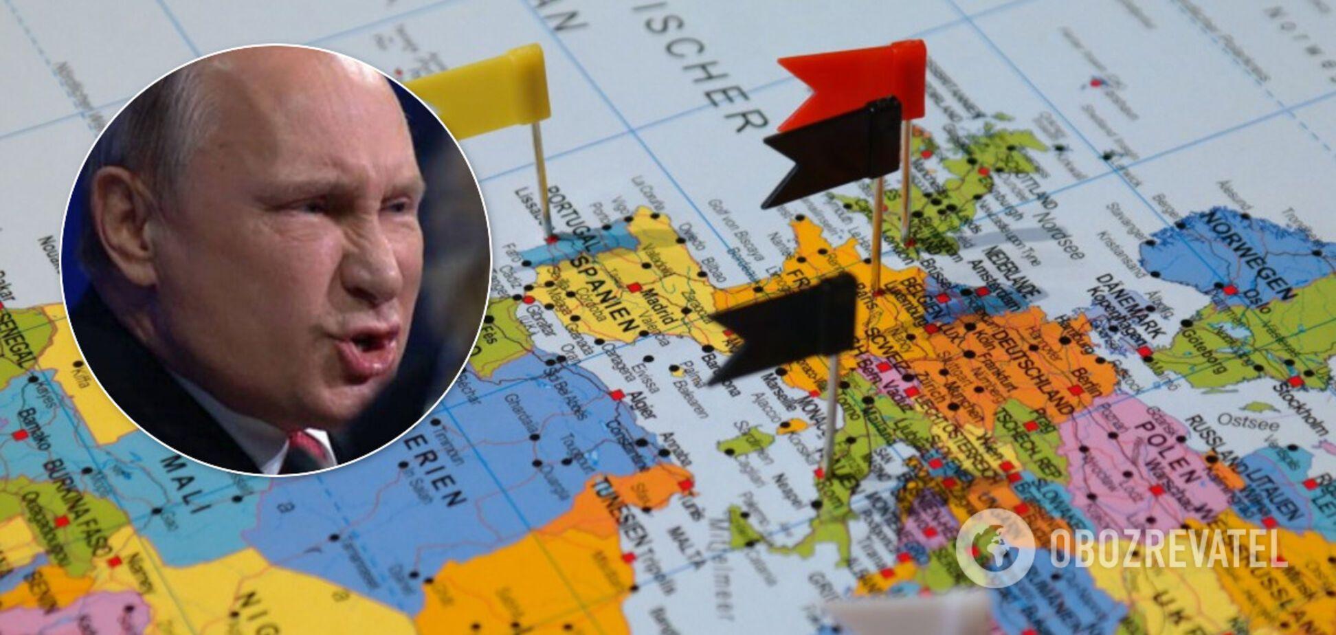 Путин готовит раздел мира
