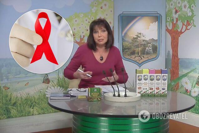 """На Одесском телеканале """"Глас"""" заявили: ВИЧ не существует"""