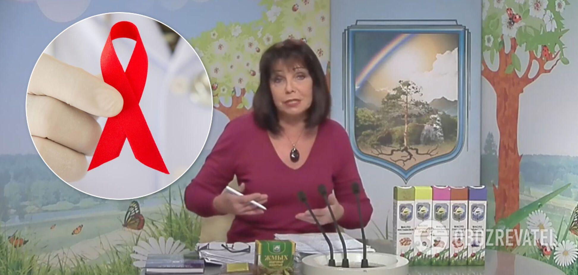На Одеському телеканалі 'Глас' заявили: ВІЛ не існує