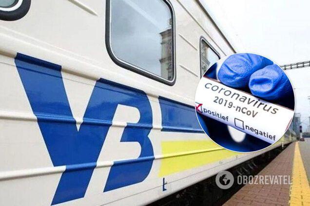 Знята з поїзда Київ – Москва жінка несподівано виявилася здоровою