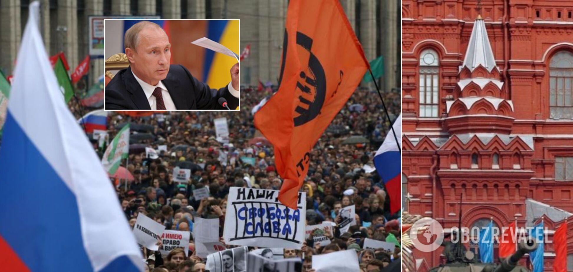 Кремль готується стріляти в народ – експолковник ФСБ