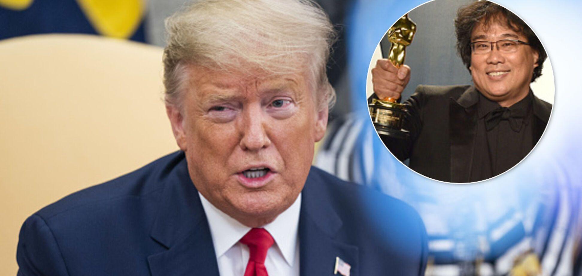'Что, черт возьми, это было?' Трамп разнес победителей 'Оскар-2020'