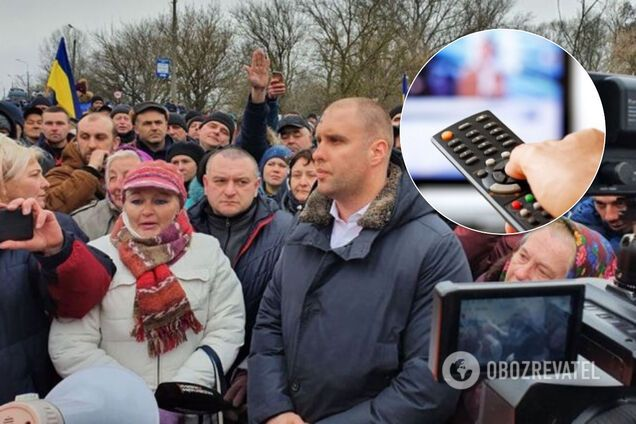 Новосанжарцы обвинили власти в отсутствии общения с ними