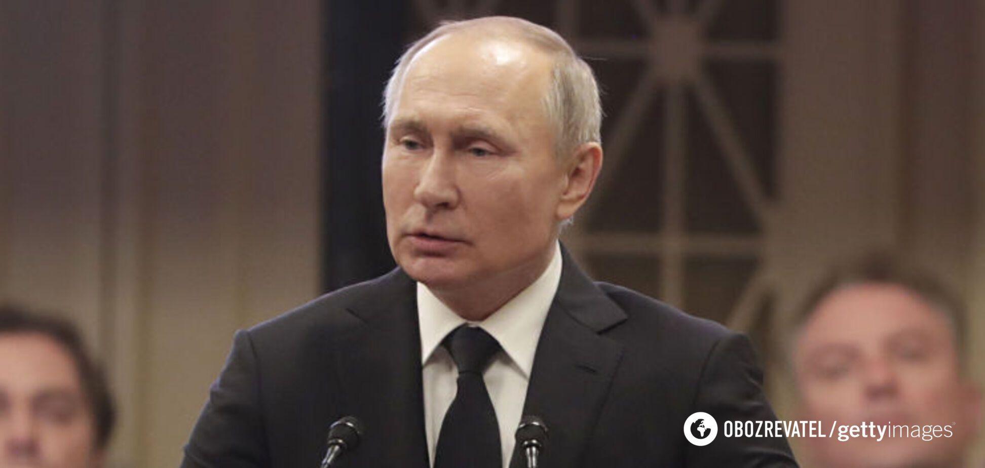 Путин назвал украинцев и русских одним народом и поставил ведущего ТАСС на место