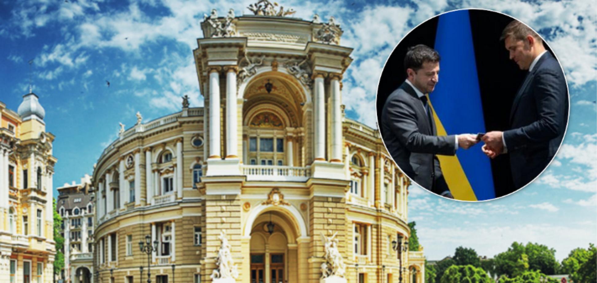 'Незашкваренный'. Почему одесситы недовольны губернатором Куцым?