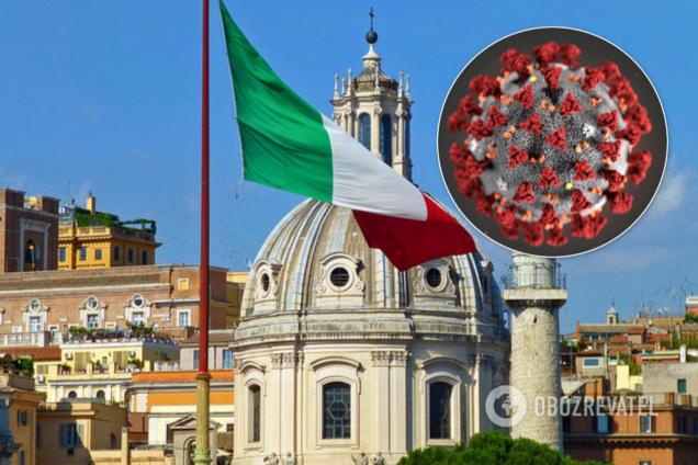 В Италии 40 тысяч человек изолировали из-за коронавируса