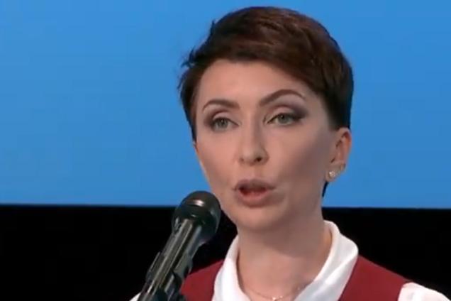 Лукаш выдала циничную историю о Майдане у Шустера